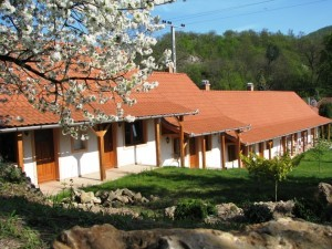 We have reserved this entire guesthouse for our group. On private grounds. Lovely village setting..